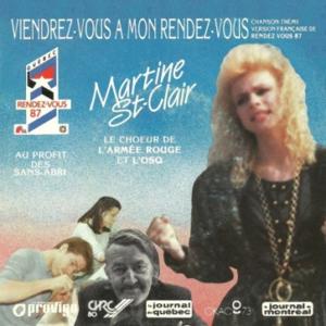 Martine St-Clair - Rendez-vous